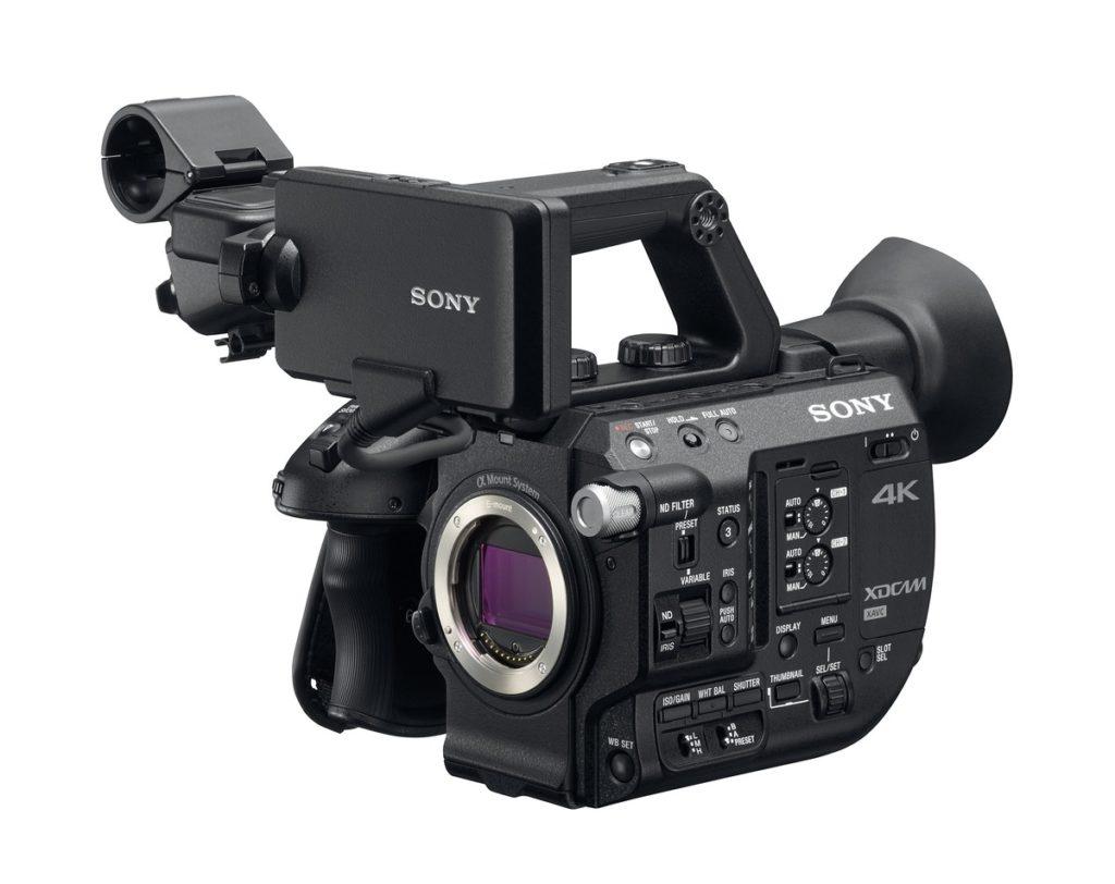 Sony FS5 dauerhaft im Preis gesenkt!
