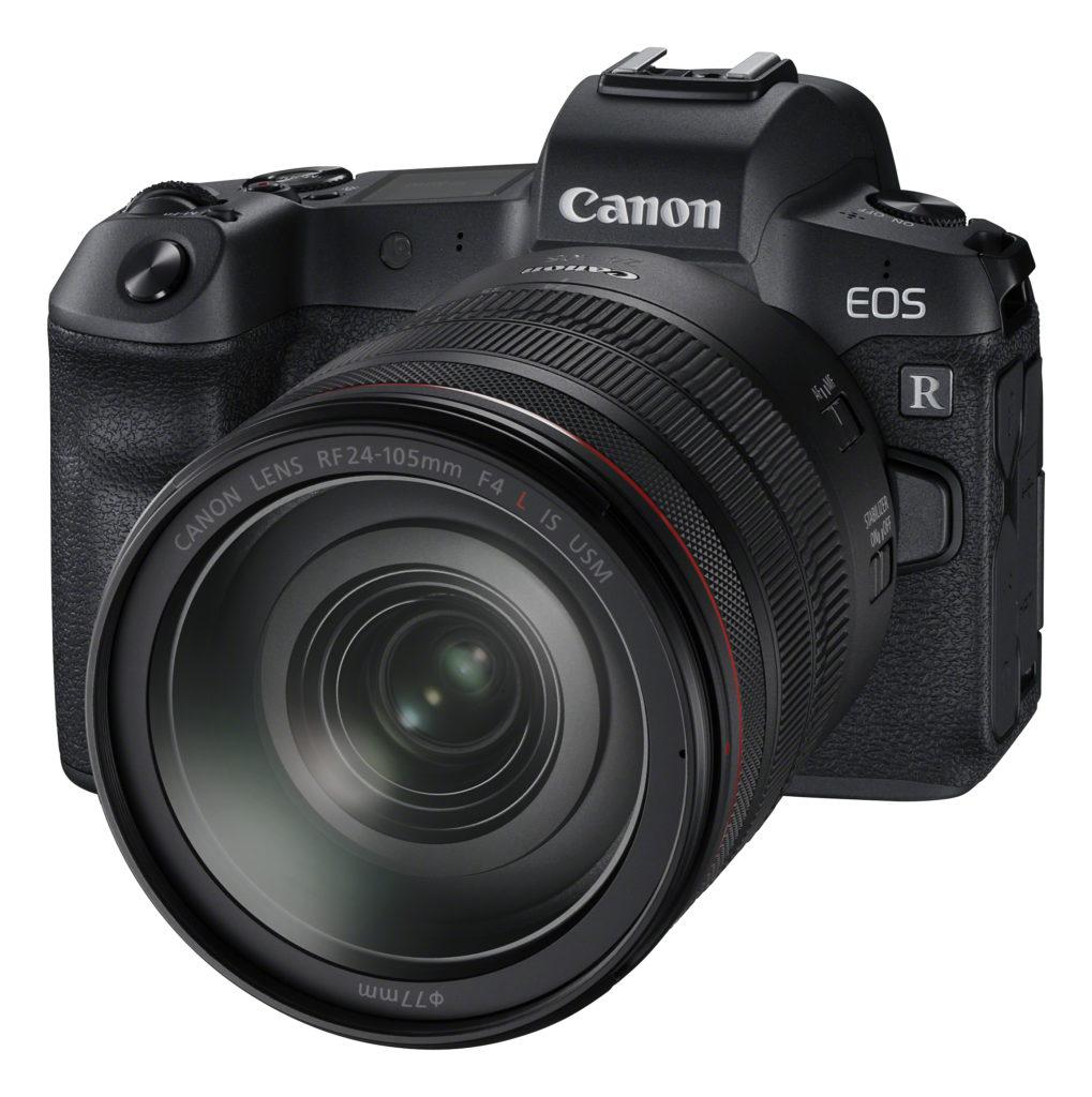 Erste Canon EOS R zum Mieten